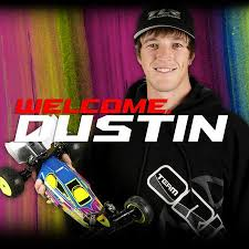LiveRC - Dustin Evans' marriage with Team Orion is finally official
