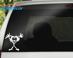 Silhouette Decals Pearl Jam 6 Vinyl Car Truck Decal Sticker White