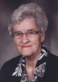 Theresa Hilda Thompson - MacCoubrey Funeral Home Ltd.