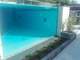 Glass Walled Pools Hydrosight