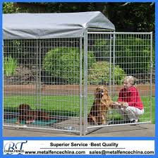 China Welded Wire Mesh Metal Dog Fence Panels China Iron Cages And Metal Pet Cage Price