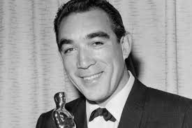 April 21st is Anthony Quinn Day in Los Angeles County and the ...