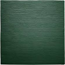 Amazon.com: Simply Home Solid Square Rug, 8-Feet, Myrtle Green ...