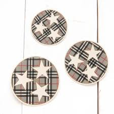 Plaid Tennessee Tristar Decal Southern Made Tees