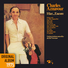 Charles Aznavour, Hier... Encore (Original Album 1975) in High ...