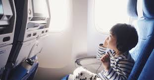 guides and rules for flying with a baby