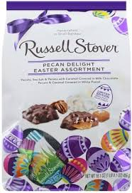 russell stover easter ortment pecan