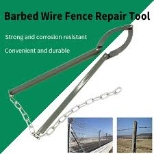 Fence Fixer Wire Fence Repair Tool Chain Fence Strainer Farm Fence Stretcher Tensioner Puller Garden Fence Fixer For Barbed Tool Parts Aliexpress