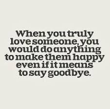 goodbye love quotes quotesgram