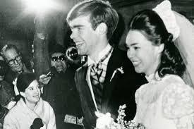 Julie and David Eisenhower's 50th Wedding Anniversary - Online Exhibit