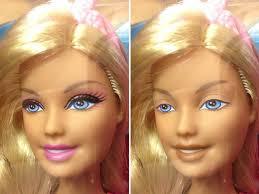 dolls without makeup an artist s