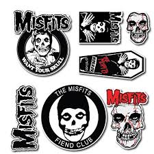 Platinum Stuff Misfits Sticker Set Pack Buy Online In Georgia At Desertcart