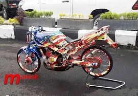drag bike 2016 edan ninja std hbm