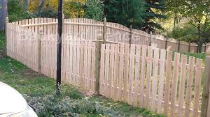 Wood Fence Backyard Fence Company