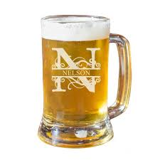 beer mug personalized beer glass