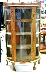 curio cabinet glass replacement