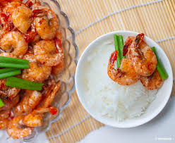 Vietnamese Caramelized Shrimp (Tom Rim ...