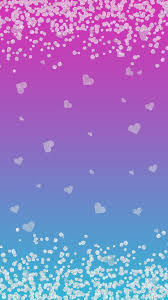 pastel blue and pink wallpapers top