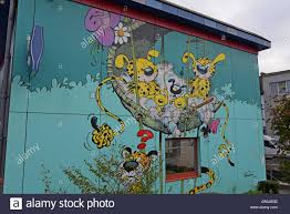 Marsupilami High Resolution Stock Photography and Images - Alamy