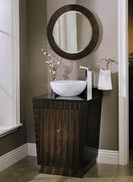 half bathroom decor