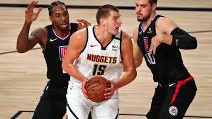 Nuggets vs. Clippers score, takeaways: Nikola Jokic has huge night, leads  Denver to series-tying win - CBSSports.com