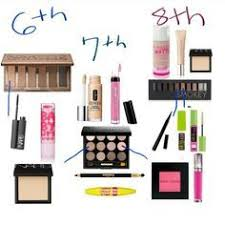 6th page 6 s makeup