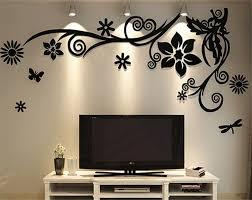 3d Three Dimensional Crystal Acrylic Font B Wall B Font Font B Stickers B Font Home Jpg 1000 793 Wall Decor Design Bedroom Wall Designs Home Decor