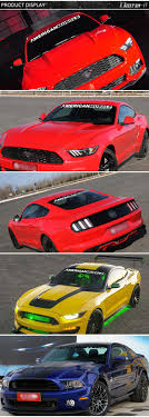 2020 Americanmuscle Bold Text Gt Front Rear Window Windshield Logo Banner Vinyl Decal Stickers For Ford Mustang 2015 2017 From Ldyou1990 24 Dhgate Com