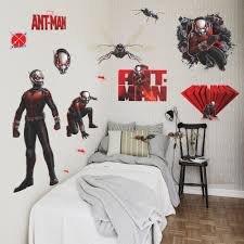 Ant Man Wall Decals Wall Stickers Home Decor Wall Stickers Marvel Wall Stickers Home Decor Wall Stickers