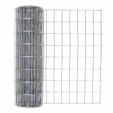 Garden Zone 24 X 50 Galvanized Welded Wire Fence Murdoch S