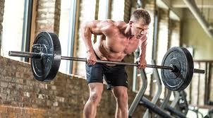 at home barbell blast muscle fitness