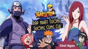 Naruto Đại Chiến 'thách' gamer chinh phục Tháp Thất lạc trong phiên bản mới
