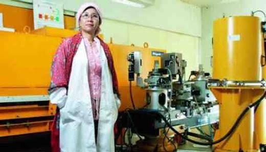 Evvy Kartini, Seorang Penemu Perempuan dan Ahli Nuklir Asal Indonesia