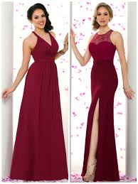 designer bridesmaids dresses and gowns