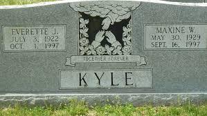 Maxine West Kyle (1929-1997) - Find A Grave Memorial