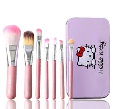 o kitty makeup brush