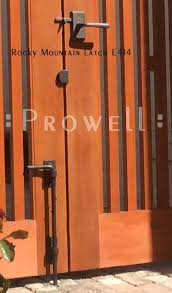Double Off Set Gate Options By Prowell