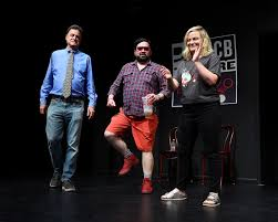 Amy Poehler, Horatio Sanz, Matt Besser - Horatio Sanz and Matt ...