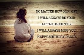 happy birthday daddy in heaven quotes messages