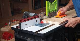 Router Table Basics