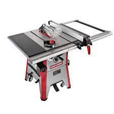 Craftsman 10 Inch Contractor Table Saw Review Table Saw Central