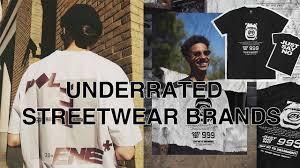 streetwear fashion brands