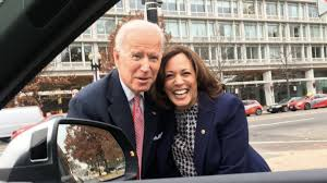 Kamala Harris on Biden: 'The more, the merrier!' | TheHill