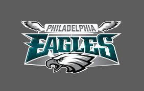 Philadelphia Eagles Bumper Window Vinyl Decal 8x4