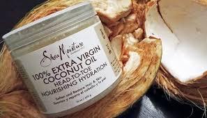 sheamoisture 100 coconut oil