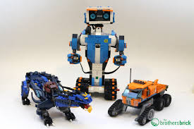 LEGO 17101 BOOST Creative Toolbox compatibility with LEGO Ninjago 70652  Stormbringer and LEGO City 60194 Arctic Scout Truck [Review]   The Brothers  Brick