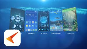 cm launcher 3d 5 0 more personalized