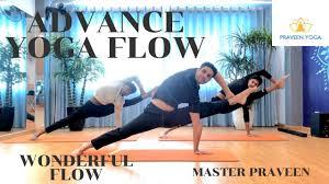advance yoga flow yoga flow