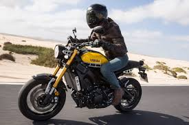 first ride yamaha xsr900 review