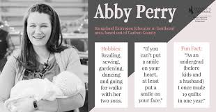 Abby Perry, our Rangeland Extension... - University of Wyoming Extension |  Facebook